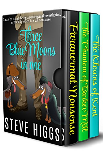 Three Blue Moons in One